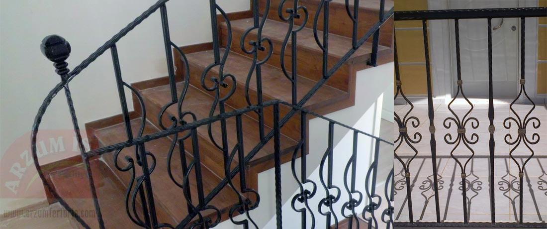 Merdiven ve Balkon Korkulukları